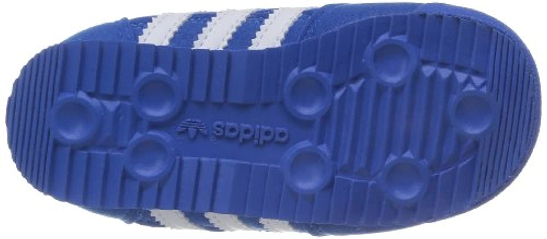 adidas Originals Unisex Babies' Dragon CF I Walking Baby Shoes Blue Size: 6.5 Child UK