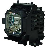 EPSON ELPLP31 / V13H010L31 High Quality Original Bulb Inside Replacement Lamp with Housing for EPSON Projector EMP-830, EMP-830P, EMP-835, EMP-835P, PowerLite 830p, PowerLite 835p, V11H145020, V11H146020