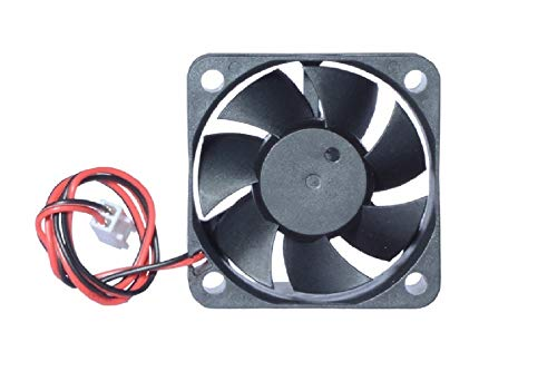 MAA-KU DC Axial Case Cooling Fan. Size : 1.97