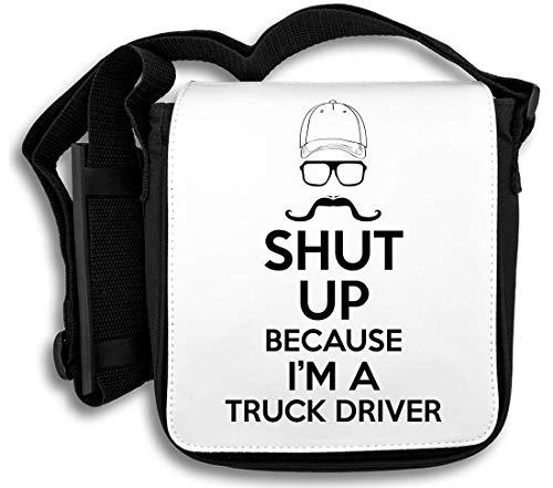Driver A Up Borsa Shut Because Tracolla Truck I'm 6RwXq