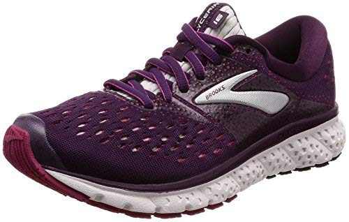 2e5dc18445 Brooks Women's Glycerin 16 Purple/Pink/Grey 11.5 B US