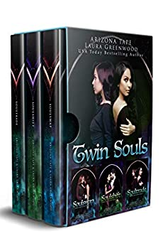 Twin Souls Trilogy paranormal romance laura greenwood arizona tape