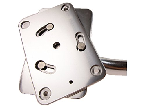 MarineTech Products KPB30B Quick Release Bow-Mount Bracket for King Pin Shallow Water Anchor System ()