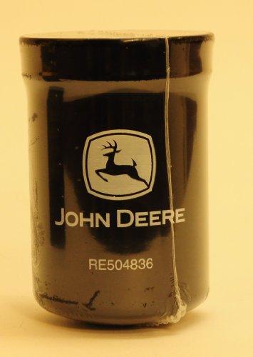 John Deere RE504836 Engine Oil Filter,1 Pack