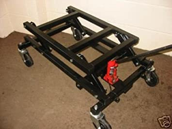 Charmant NEW POOL TABLE HYDRAULIC TROLLEY By SGL