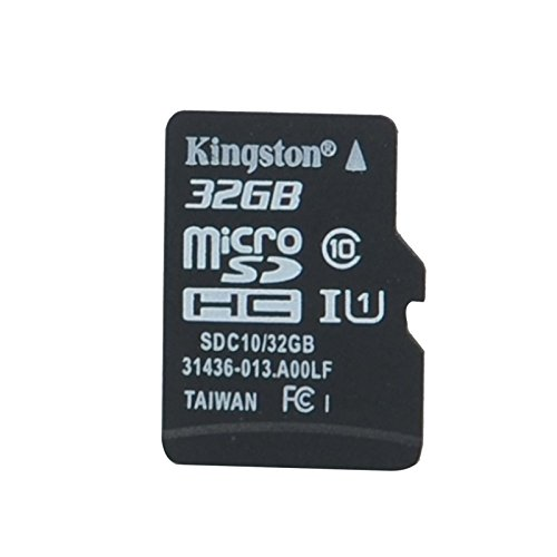 32GB Class 10 Micro SD HC Card - Compatible with Most Smartphones, Cameras, and Tablets