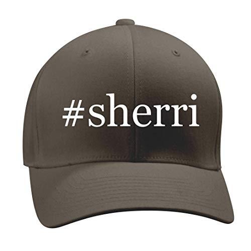 - #Sherri - A Nice Hashtag Men's Adult Baseball Hat Cap, Dark Grey, Large/X-Large