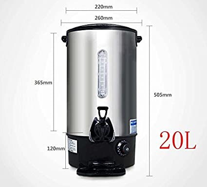 Amazon.com: INTBUYING Kitchen Hot Water Dispenser Boiler ...