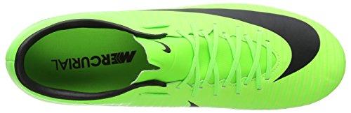Nike Mercurial Victory Vi Ag-Pro, Zapatillas de Fútbol para Hombre Verde (Electric Green/black/flash Lime/white)