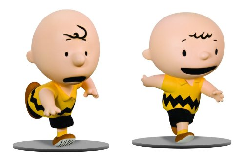 Peanuts Charlie Brown Then Figure product image