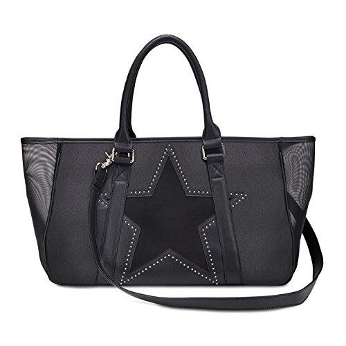 LazyBonezz Super-Star Pet Tote Bag