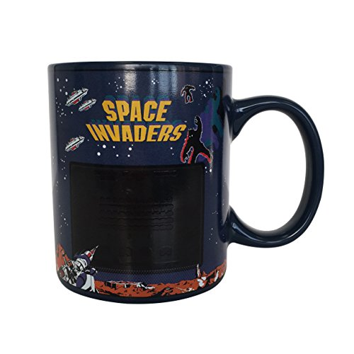 41b5nGA4hHL - Space Invaders Color Changing Mug