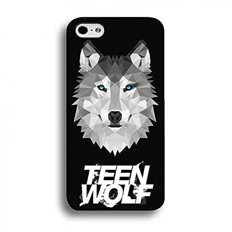 Solanger DIY Práctico Teen Wolf Logo Carcasa for iPhone6/6S, iPhone 6/iPhone 6S Carcasa Cover Teen Wolf, TPU Funda Silicona Funda para iPhone 6/iPhone 6S: ...