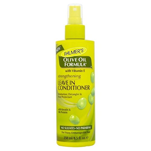Palmer's Olive Oil Formula Strengthening Leave-in Conditioner 250ml (PACK OF 2) (Palmers Olive Oil Formula Strengthening Leave In Conditioner)