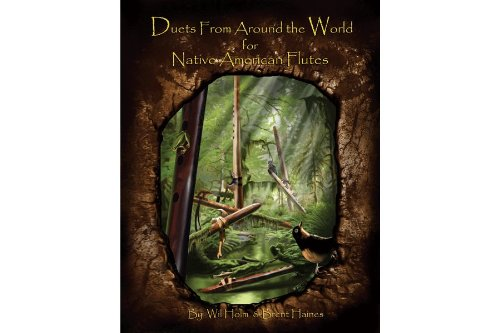 Duets From Around The World For Native American Flute