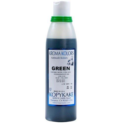 Food Coloring, Green - 1 bottle - 9 oz