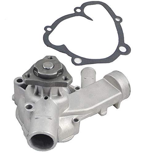 Water Pump + Gasket for Porsche 924 Base Turbo 048121011
