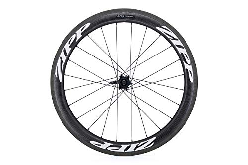 Zipp 404 Firecrest Carbon Clincher Road Wheel Black, Front ()