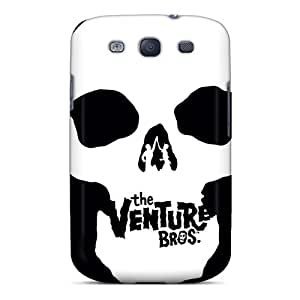 Premium Venture Bros Logo Back Cover Snap On Case For Galaxy S3