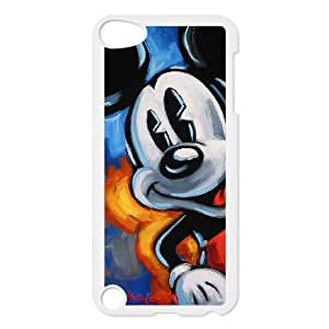 Disney Mickey Mouse Minnie Mouse iPod Touch 5 Case White Protect your phone BVS_776299