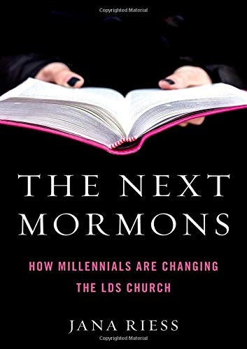 Pdf Christian Books The Next Mormons: How Millennials Are Changing the LDS Church
