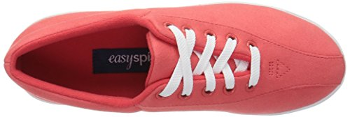 White Fabric Shoe Red Women's Ap1 Walking Spirit Easy wx08Yqn