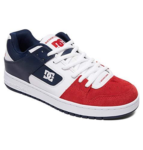 White M Shoesmanteca navy Hombre Dc Shoe red Pantufla pXxRqA
