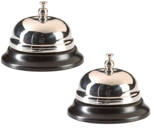 KHY (2)Call Bell FOR Desk Kitchen Hotel Counter Reception Restaurant Bar Ringer Service by KHY