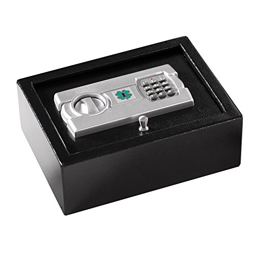 Lucky Guard 3300 Drawer Safe .14 CF for Easy Compact and Sturdy Security