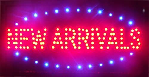 CHENXI ANIMATED LED SALE 50% OFF/ NEW ARRIVALS/SPECIAL OFFER BUSINESS STORE NEON SIGNS INDOOR USE 48 X 25 CM (48 X 25 CM, new - Church Sydney Stores