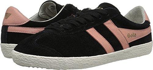 alist Trainers, Black (Black/Pale Pink), 7 UK 40 EU ()