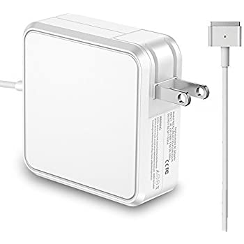 how to connect the ac adapter for a macbook