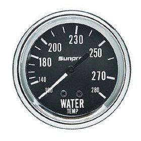Sunpro/SPX CP8062 Mechanical Water Temperature Gauge