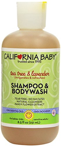 The 8 best baby shampoo with tea tree oil