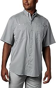 Columbia Men's Extended Tamiami Ii Short Sleeve S