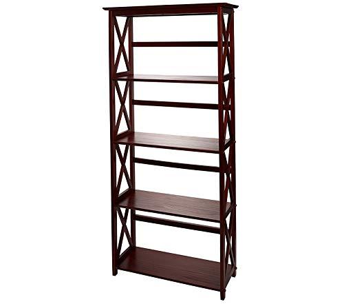 Cаsuаl Hоmе Deluxe Premium Collection Shelf Bookcase Decor Comfy Living Furniture - Montego Patio Furniture