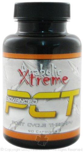 Anabolic Xtreme 90 caps avancée