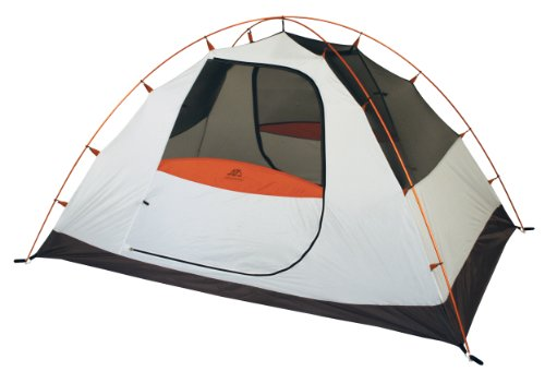 Alps Mountaineering Lynx 4 Tent, Brown/Orange, Outdoor Stuffs