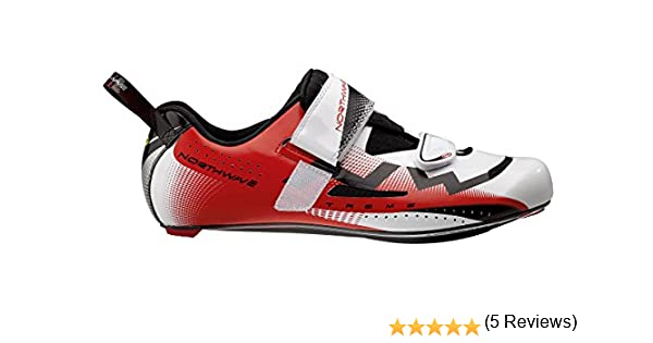 Zapatillas Northwave Extreme Triathlon 2017: Amazon.es: Deportes y aire libre