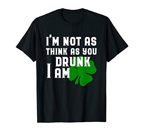 - Funny St Paddys tee