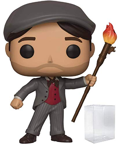 Funko Pop! Disney: Mary Poppins Returns - Jack The Lamplighter Vinyl Figure (Includes Pop Box Protector Case)