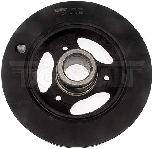 Dorman 594-739 Harmonic Balancer Assembly for Select Jeep Models