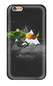 Ideal Ernest Burke Case Cover For Iphone 6(psychedelic), Protective Stylish Case