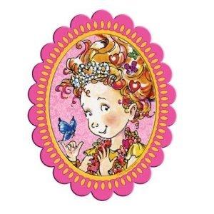 Fancy Nancy Cameo Butterflies Portrait Puzzle by Briarpatch (BPA61203-B)