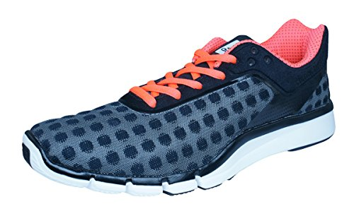 adidas Adipure 360.2 Chill Mens Running Sneakers/Shoes-Black-7.5