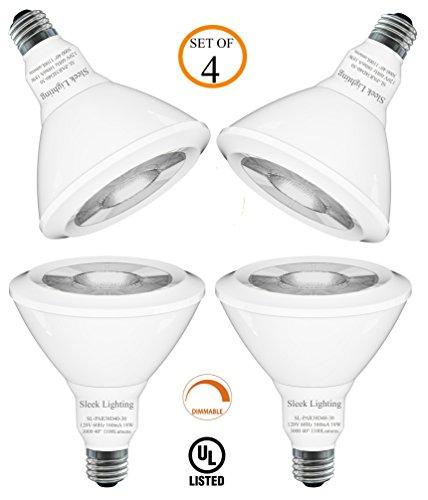 SleekLighting PAR 38, LED 18 Watt,