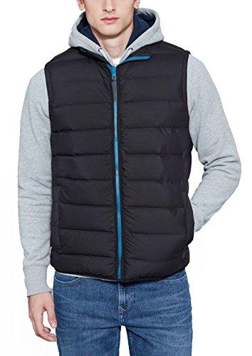 Bodywarmer Gilet Vest Black Timberland Jacket Men's Bear Black Head Down WwXW1qYv