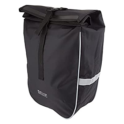 SUNLITE Utili-T Waterproof Rear Pannier : Bike Panniers And Rack Trunks : Sports & Outdoors