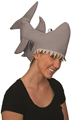 Jacobson Hat Company Grey Shark Hat