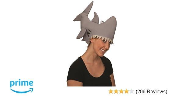 06d7884187416 Amazon.com  Jacobson Hat Company Grey Shark Hat